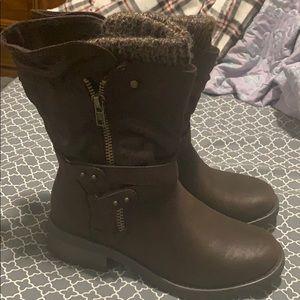Brand new moto boots